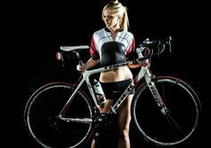 A little inspiration for what I am working towards...confidence, strength, a kick-ass ride!