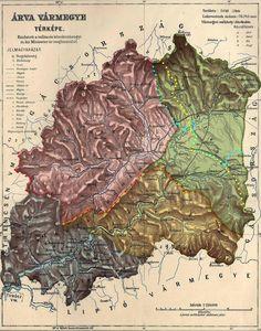 Orava - Old Map
