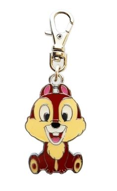 CHIP AND DALE CHIPMUNKS JEWELRY CHARM PET COLLAR DOG TAG PURSE JACKET BACKPACK ZIPPER PULL CLIP ON *** For more information, visit image link. (This is an affiliate link and I receive a commission for the sales)