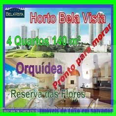 Horto Bela Vista, Reserva das Flores, Edifício Orquídea
