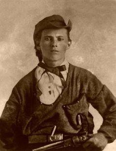 Jesse Woodson James (condado de Clay, Misuri, 5 de septiembre de 1847 - Saint Joseph, Misuri, 3 de abril de 1882)