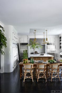 is kitchen big enough to do this ? .