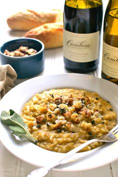... Butternut Squash Risotto on Pinterest | Risotto, Butternut Squash and