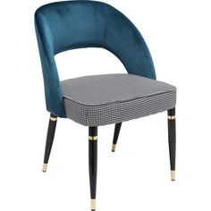 Kare Design, Bar Chairs, Dining Chairs, Dining Room, Luxury Restaurant, Style Retro, Round Dining Table, Modern Room, Upholstered Chairs