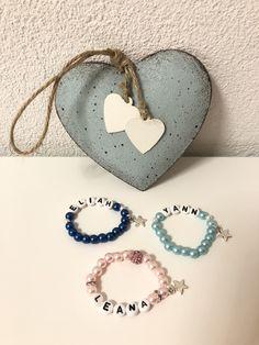 Perlenarmbänder für Babys Babys, Hoop Earrings, Jewelry, Feathers, Bracelet, Babies, Jewlery, Bijoux, Schmuck