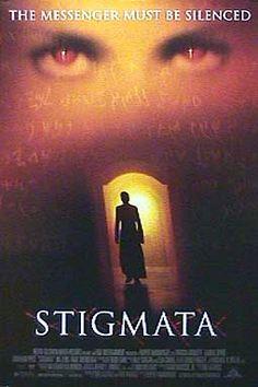 """""""Stigmata."""" (original poster.) 1999."""