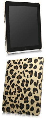 leopard ipad cover - almost like mine