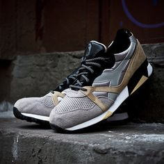 As Italian sneaker brand Diadora continue to impress on the European market  with their recent string 279da7b3e9c8b