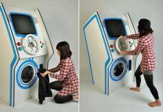 Gamer Laundry