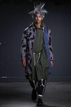 Julien David Paris Fashion Week 2016 Menswear