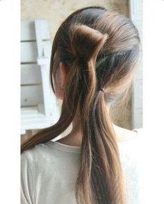 Creative Ideas - DIY Chic Flower Petal Updo Hairstyle 2