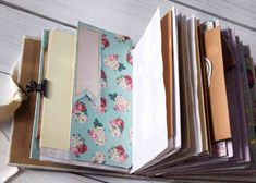 the Purpose of a Junk Journal? How to Use a Junk Journal - What's the purpose of a junk journal? We've got 6 inspiring ideas to get you startedHow to Use a Junk Journal - What's the purpose of a junk journal? We've got 6 inspiring ideas to get you started Handmade Journals, Handmade Books, Handmade Rugs, Vintage Journals, Handmade Crafts, Diy Crafts, Journal Covers, Book Journal, Life Journal