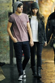 Love Eleanor Calder's style