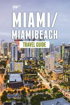 Here's the ultimate Miami-Miami Beach Travel Guide. Check out the top things to do in the city including events, museums, attractions, and restaurants. Learn how to do Miami-Miami Beach in 3 days from our AAA travel editors.
