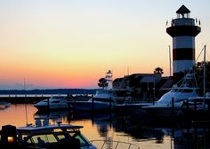 Harbour Town - Sea Pines - Hilton Head SC
