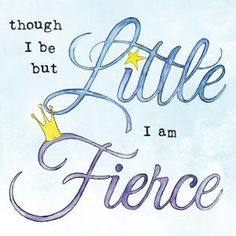 20 Beautiful and Inspiring Preemie Quotes: Little But Fierce