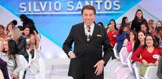 Ibope de Silvio Santos no país cresce quase 20% em 3 anos