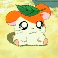 HAMTARO! I used to have a playset when I was little, but I had no idea that there was a show
