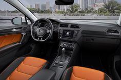 Volkswagen Tiguan - habitacle #volkswagen #tiguan #crossover #voiture #cars #automotive #automobile #suv #tiguan2016