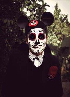 Day of the Dead Make up by: Nancy Silva Model : Christopher Matthew Gutierrez Photo: Krizia Flores