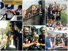 Best of #WELTMEISTER-Party in #Berlin!