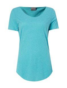 Shirt mit Nähten im Inside-Out-Look Blau / Türkis - 1