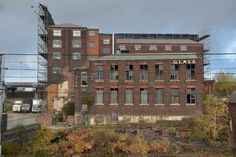 The former Chance Brothers Glass Works off Spon Lane could be transformed into homes, offices and shops