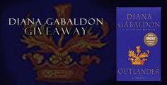 #Time #Travel #Romance #Giveaway – #Win ANY #DianaGabaldon Novel #kindle #amreading