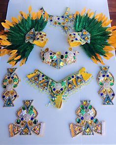 Rio Samba Costumes