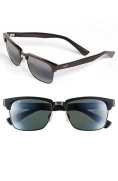 7efdd18443a Maui Jim  Kawika - PolarizedPlus®2  54mm Sunglasses available at  Nordstrom  Maui
