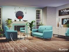 Wonderful Sims 3 Living Room Sets Throughout Sims 3 Furniture Sets 34682 Sims 3  Living Room,