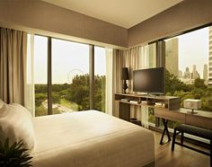 Experience modern living in the heart of heritage at the all-new Pan Pacific Serviced Suites Beach Road, Singapore.   Situated in the vibrant enclave of Beach Road and Arab Street, bordering the city and the Central Business District, residents can work, play, shop and dine in style or explore a few local sights that are all just a stone's throw away.