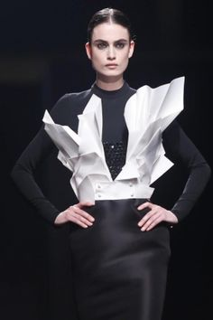 Stephane Rolland Couture Fall Winter 2013 Paris