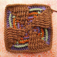"Ravelry: 6"" Box Fan pattern by Donna Kay Lacey"