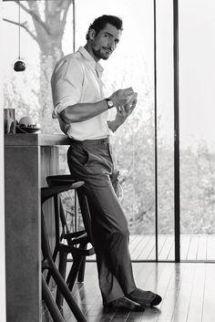 David Gandy for The Jackal Magazine    May 2017