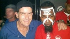Look  who. Is  with  Tech  N9ne  ;-$