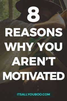 Do you need to get motivated, but cant? Here are 8 reasons why you lack motivation and how to fix it. Plus, get your FREE Slay Your Goals Guide with the ten steps to achieving your goals. Ps. Motivation is just one of those steps.