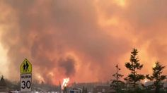 Fort McMurray wildfire forces mass evacuation - #Dutchsinse - 5/4/2016   Alberta Canada , Fort McMurray and surrounding region on fire .. 80,000 people evacuated. Fort McMurray Canada is a hub around a large oil tar sands operation. Large fires burning near the tar sands oil + gas fracking operation(s) = not a good scenario.  https://www.facebook.com/dutchsinseofficial/posts/582226638611147
