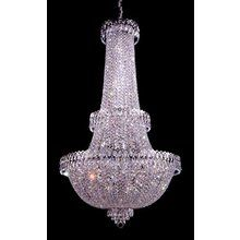 Schonbek 2638 Crystal Forty-One Light Down Lighting Chandelier from the Camelot Collection at LightingDirect.com.