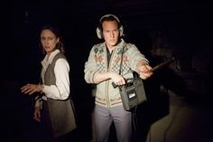 We have an actual audio recording from the case files of paranormal investigators Ed and Lorraine Warren that inspired The Conjuring 2