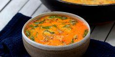 Måltider til 1 person, Soup Recipes, Dessert Recipes, Desserts, Asian Recipes, Ethnic Recipes, Rind, Gazpacho, Asian Style, Tzatziki