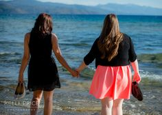 Kelli Price Photography | High School Friends - Senior Session at Lake Tahoe, California | www.KelliPricePhotography.com | Class of 2016