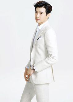 Only Lee Jong Suk — Leejongsuk in Lotte duty Free magazine ...