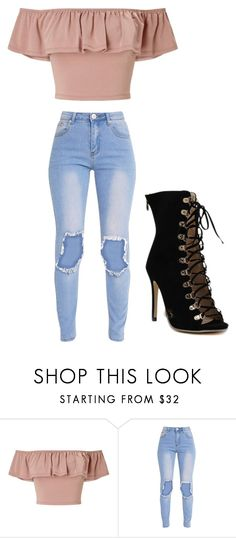 """Untitled #261"" by cruciangyul on Polyvore featuring Miss Selfridge"