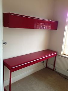 Besta Burs Ikea Desk Craft Room Pinterest Cozy House And