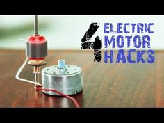 4 incredible things from Electric Motors - YouTube