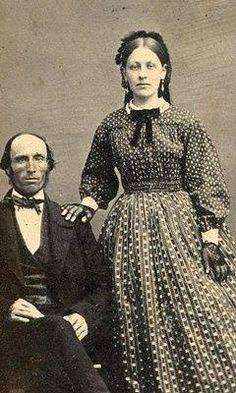 yoked dress - bow