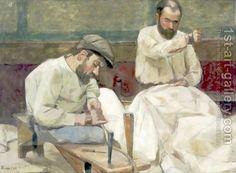 Pierre Henri Vaillant:The Sailmakers