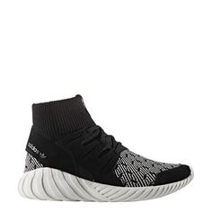 Tubular Doom Shoes The innovative Tubular shoe steps out with a modern look. Ahead of its time, the progressive Tubular shoe first hit the road in the '90s as a running sneaker and was quickly recogni