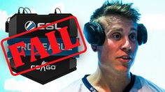 ESL Production FAILS at Season 4 Finals